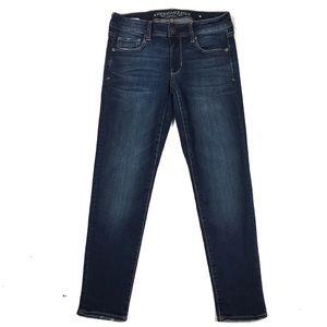 American Eagle Short Super Stretch Skinny Jean